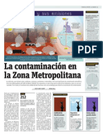 La ciudad y sus emisiones