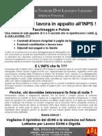 Volantino Del 22.04.2013 ADL Milano