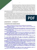Documento N°3 - METODOLOGÍAS DE ENSEÑANZA APRENDIZAJE