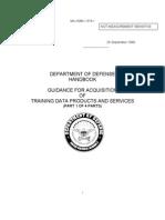 Training Data Product