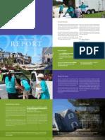 2012 Disaster Report