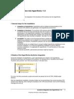 HyperWorks 11 AcuSolve Integration Guide