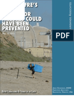 SAN ONOFRE'S STEAM GENERATOR FAILURES COULD HAVE BEEN PREVENTED