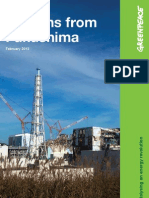Lessons From Fukushima