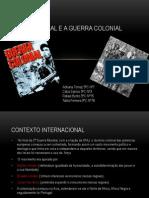 PORTUGAl e a Guerra Colonial