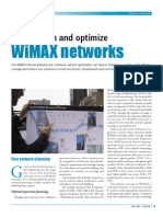 How to Operate--How to Plan and Optimize WiMAX Networks-27982-1-087906