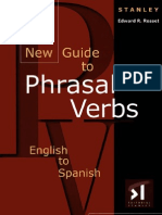 Dictionary Phrasal Verbs Spanish English