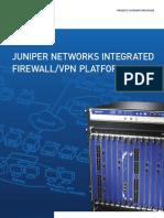 Juniper Networks Integrated Firewall VPN Platforms-1500024-En