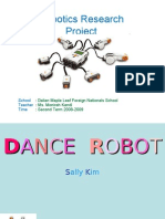 7r Sally Kim - Dancing Robot