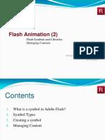10-Flash Animation (Creating and Editing Symbols)