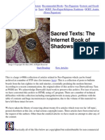 (Book) Book of Shadows_wiccan Guide