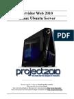Project2010 Servidor Web Linux Ubuntu Server ByForatDotInfo