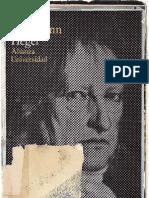 Kaufmann Hegel