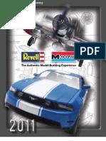 2011 Revell Catalog