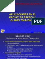 EXPO Aplicaciones SIG