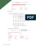 Cálculo Predimensionamiento estructuras
