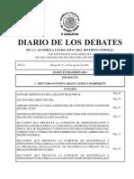 Programa Delegacional de Desarrollo Urbano de Iztapalapa 29 de Agosto