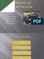 GRUPO # 1 TEMA- OBRAS DE CAPTACIÓN
