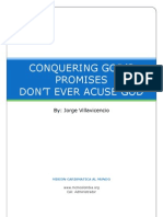 06 - CONQUERING GOD'S PROMISES -Pte 1