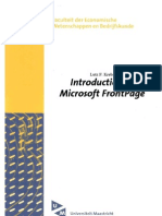 Introduction to Microsoft FrontPage