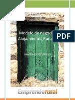 Analisis Turismo Rural TR