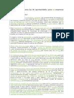 20120517Oportunidade e Realidades setor de TI x Setor Elétrico_Luis Mário Luchetta.doc