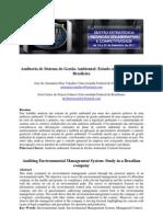 2011_VALADÃO_COLARES_Auditoria de Sistema de Gestão Ambiental