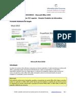 99 questões FCC Office 2010 nível superior - www.informaticadeconcursos.com.br
