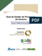 Guia de Gestão de Processos de Governo