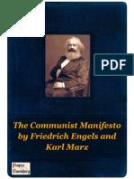 Communis T M Anifesto Marx&Engels