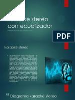 Karaoke Stereo Con Ecualizador
