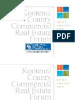 2009 Kootenai County Market Forum Rick Davidson Slides