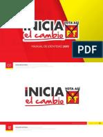Manual de Identidad  Pt Inicia El Cambio Pdf_vota Asi_editable PArtido del Trabajo Mexico