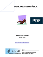 Curso de Modelagem de Sapato Basica - Marcelo Gostinski