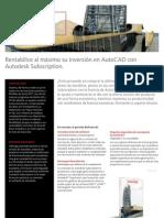 Autocad Subscription Brochure Low Res