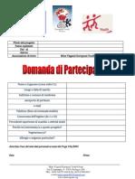 Modulo Di Adesione Mine Vaganti Official