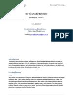 1377754 Skyviewfactorcalculator User Manual