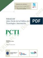 Libro Verde - Conacyt