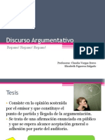 Disc Argument Repasoo