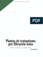 ITDG - Plantas de Tratamiento Por Filtracion Lenta