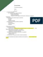 Mecanismos de Resisitencia Bacteriana