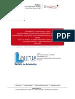 ESTRUCTURAS E INTERACCIONES EN LA CONSTRUCCIÓN DEL CONOCIMIENTO. Una propuesta a partir de los plant