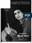 101 Intermediate Solos for the Classical Guitar