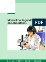 Manual de Seguridad en Laboratorios