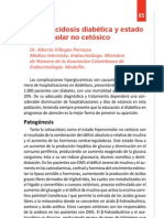 Cetoasidosis Diabetica y Estado Hiperosmolar a Villegas
