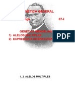 GenéticaMendelianaI