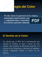3. Psicología del Color