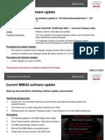 MMI3G Software Update 22 Presentation Part Two