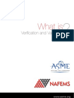 ASME & NAFEMS_2004_What is Verification and Validation_SC