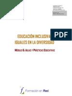 Educación inclusiva, DUA